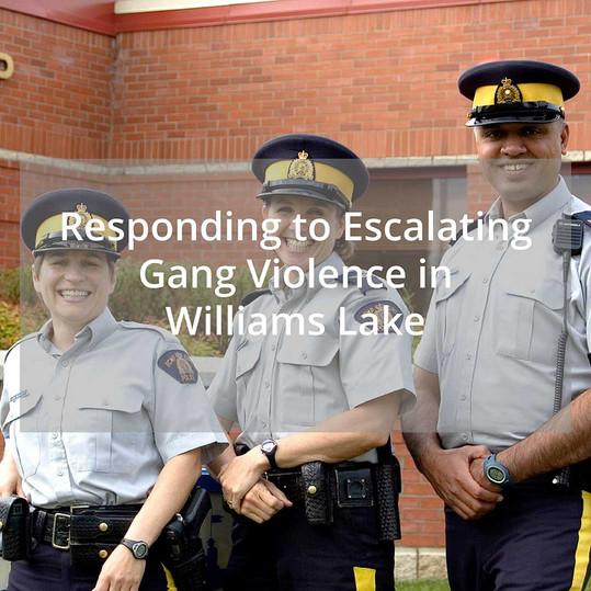 Responding to Gang Violence