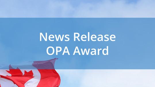 MP Doherty receives 2017 Public Service Award