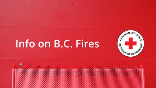 Info on B.C. Fires