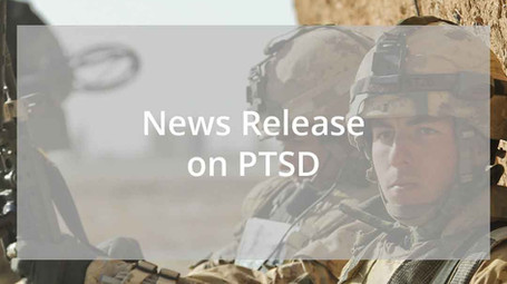 Calling on Trudeau Government to Support National Framework on PTSD