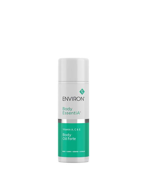 Body Oil Forte - Vitamin A,C,& E