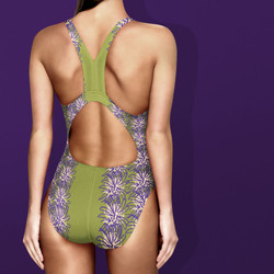 Back MLW retro floral III