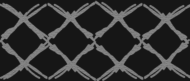 Grey Panel under black