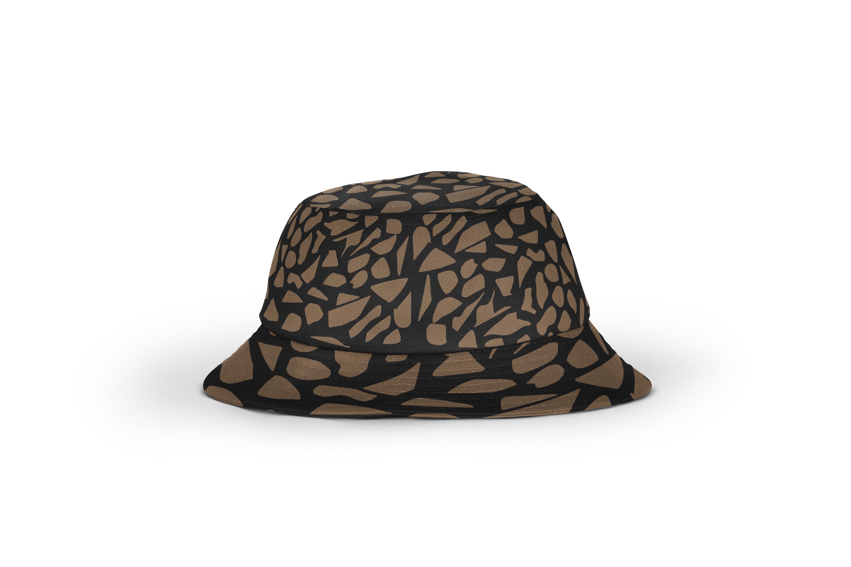 Bucket_Hat_Black animal