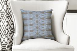 single pillow tribal aztek 3