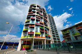 Multi-Color Building
