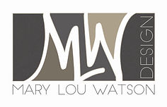 Mary Lou Watson Design trademarked logo