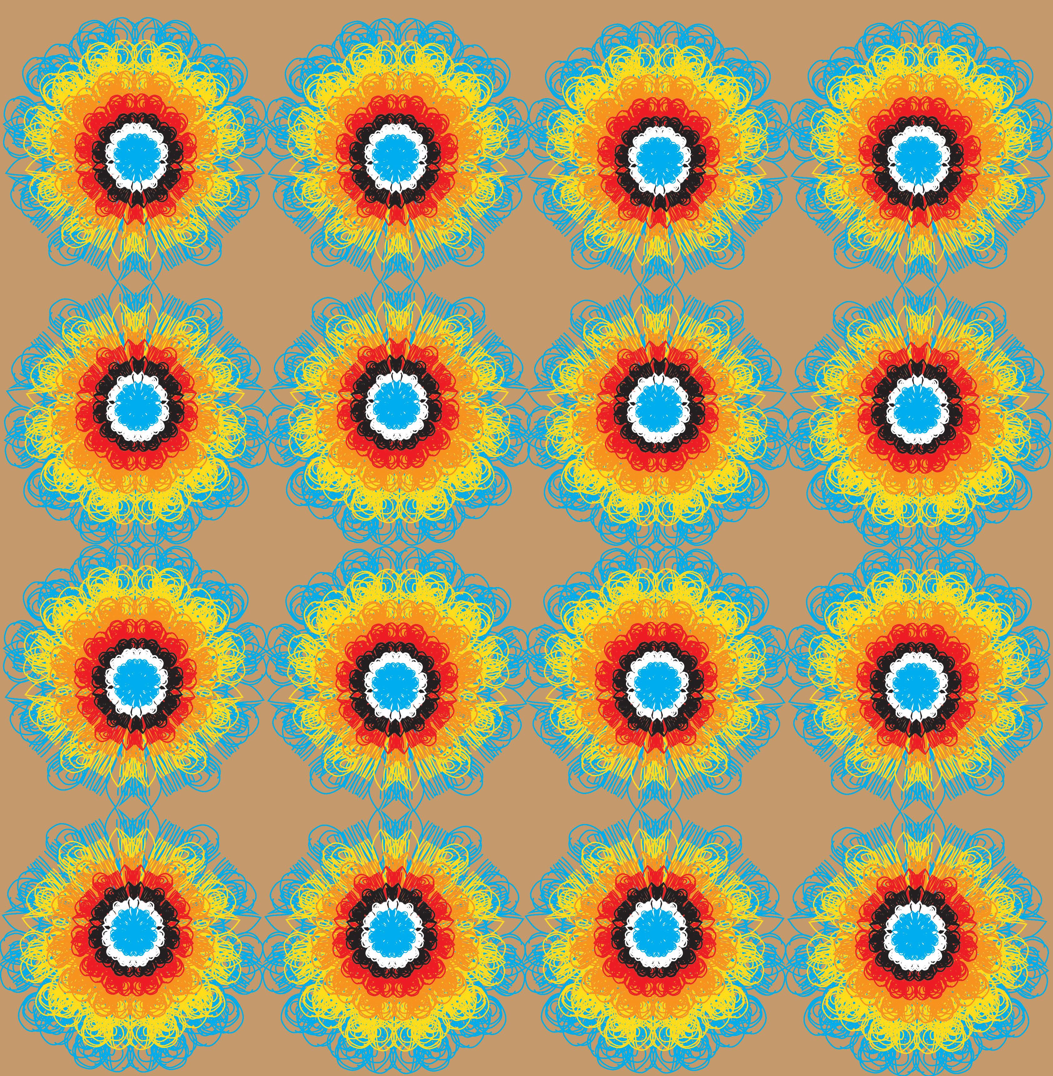 Spiral Flower II