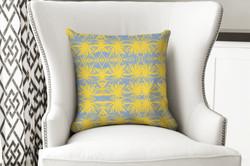 single pillow starburst