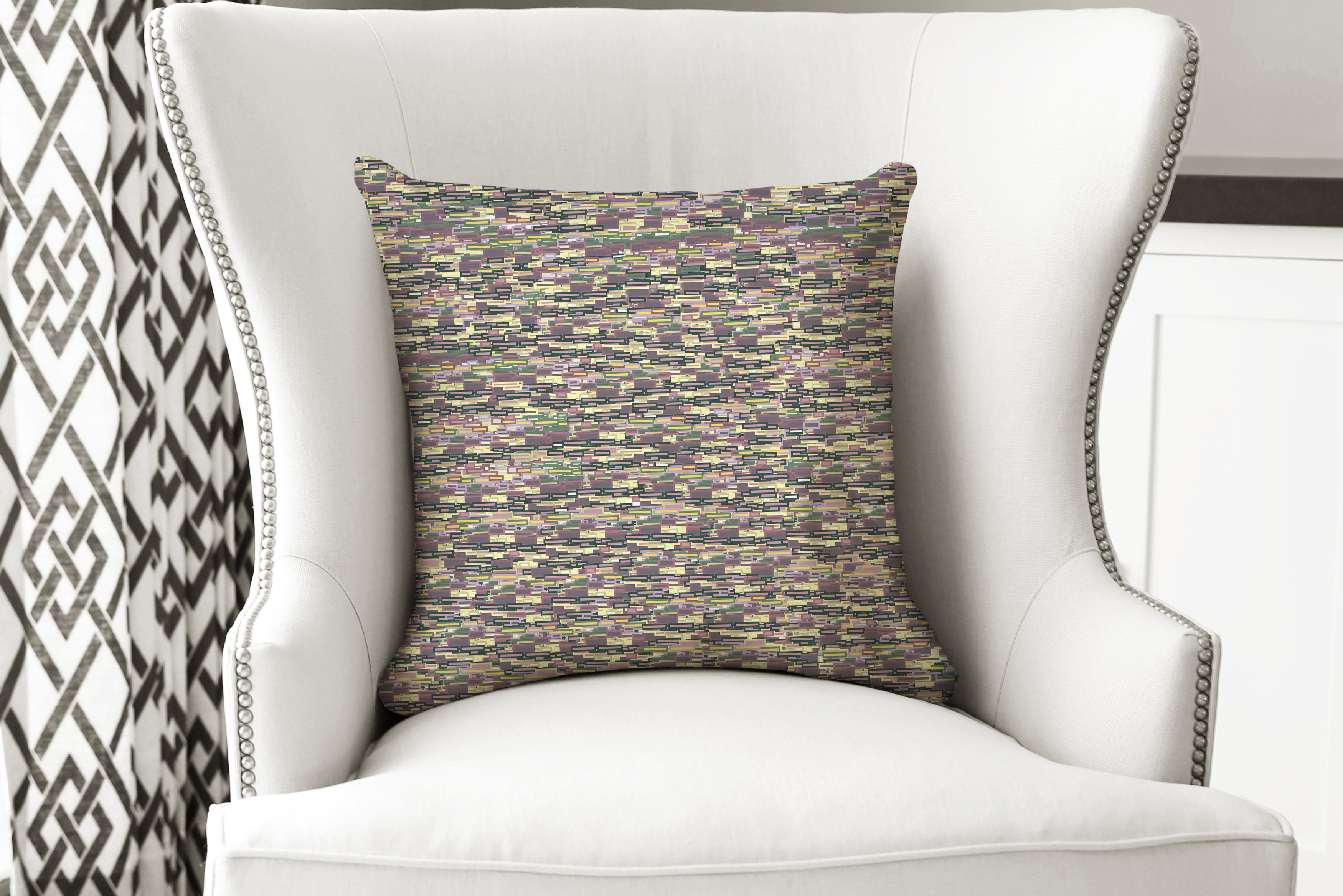 single pillow geo mod
