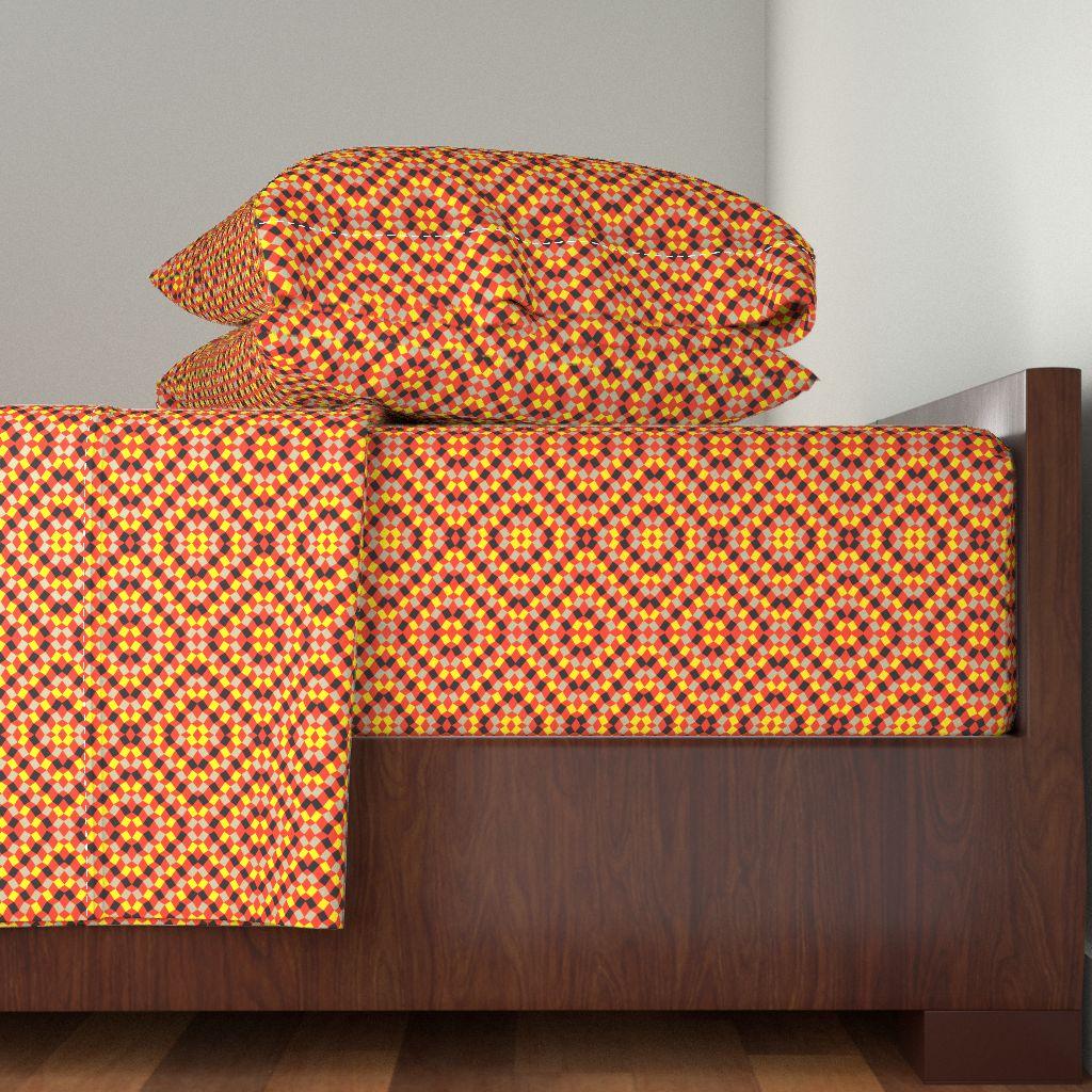 Geo orange 5