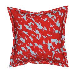 Red Soar Pillow Flange