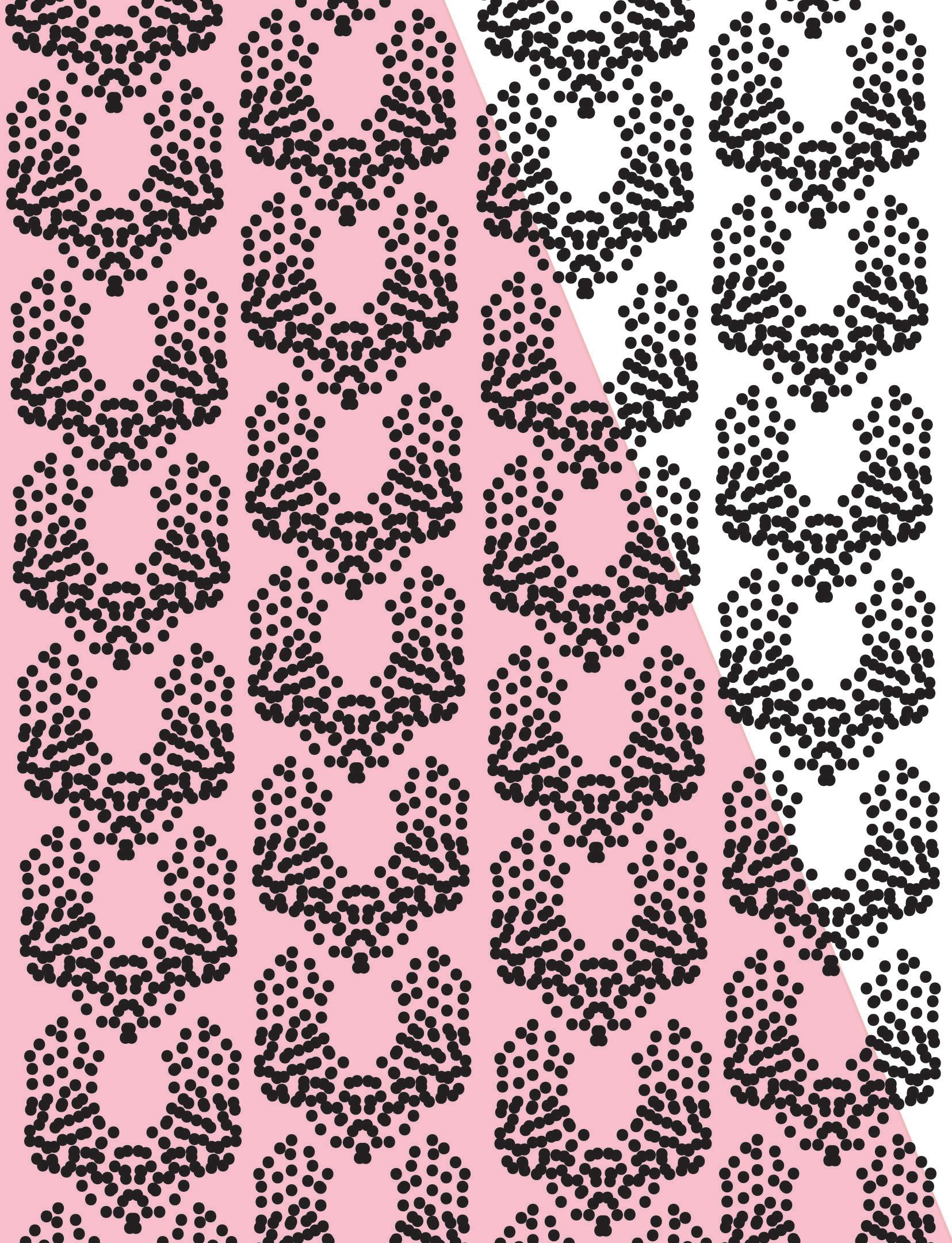 black dot pink 2017