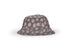 Bucket_Hat_Black paint spot