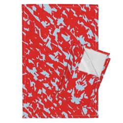 Red Soar Tea Towels