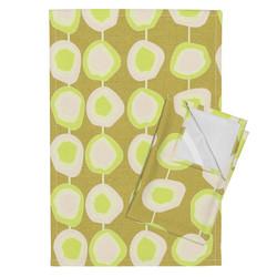 Circle Tea Towels