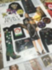 Vogue Magazine Prnt