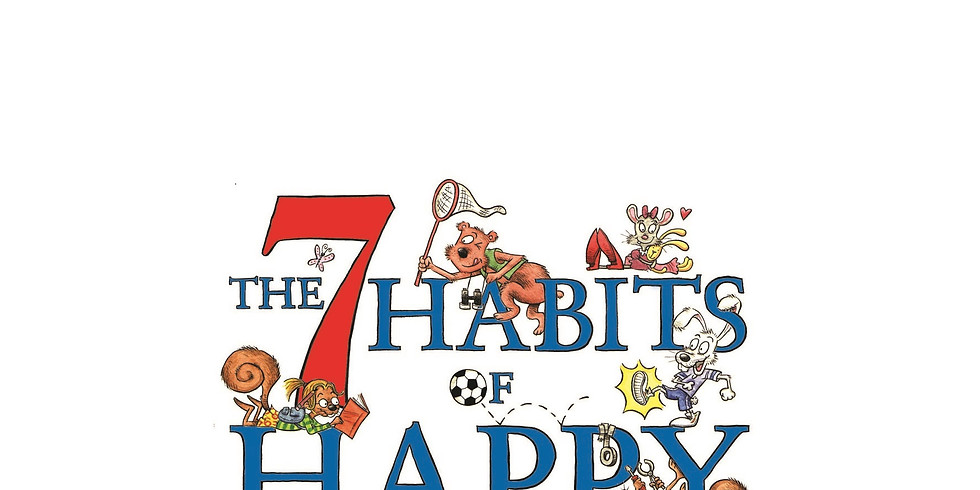 The 7 Habits for Happy Kids Workshop