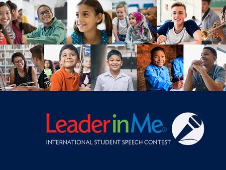International Student Speech Contest: 2019 Winners and Finalists