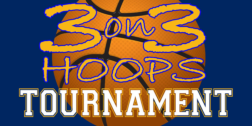 3 on 3 Hoops Tournament