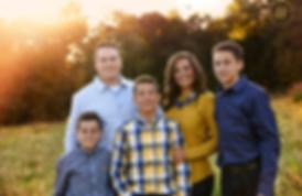 John DiTullio and his Family