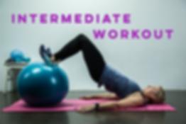 Intermediate Workout Video