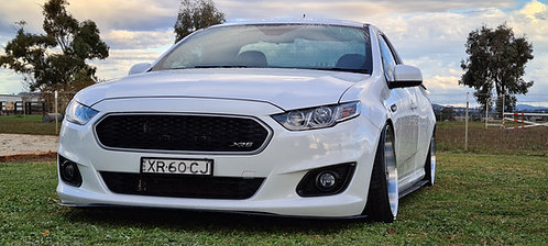Ford FGX Ute Splitter Kit