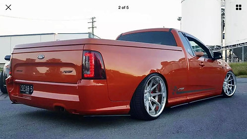 Ford FG mk1 & mk2 Ute Side Extensions & Spats