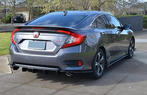 Honda Civic Sedan RS Street Spec Valance ( Diffuser )