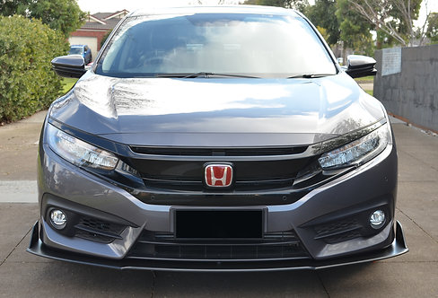 Honda Civic Sedan RS Street Spec Front Splitter