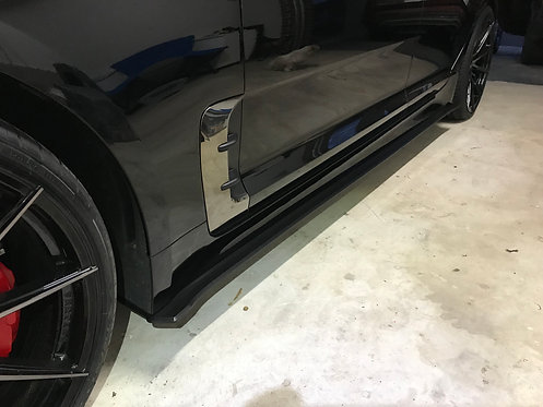 2017-19 Kia Stinger Side Extensions