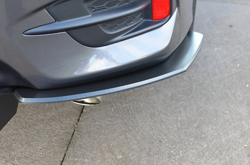 Honda Civic Sedan RS Street Spec Rear Spats