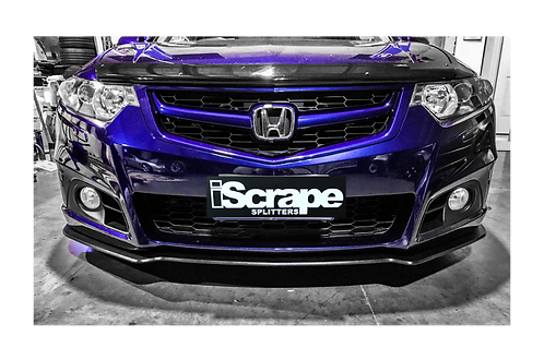 Honda Accord Street Spec Front Splitter