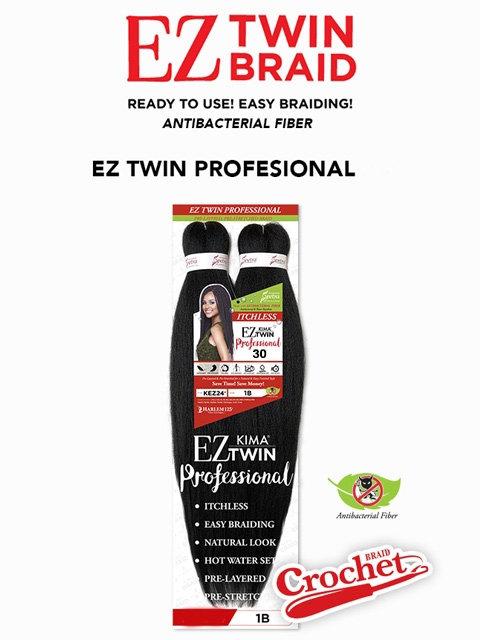 harlem 125 EZ twin 30' pre- stretched braid