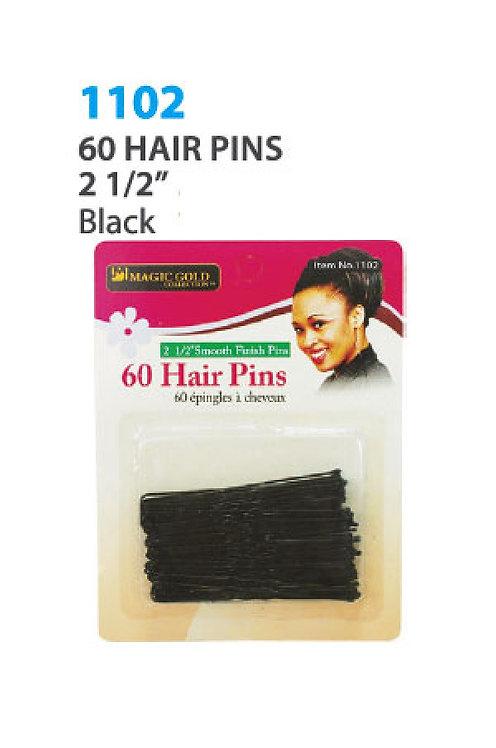 Magic hair pins 60PK