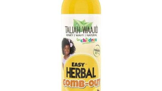 Taliah waajid easy Herbal comb- out 8oz
