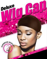 Wig cap 2 pcs