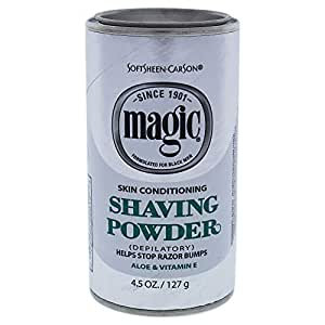 Magic shaving powder 4.5oz