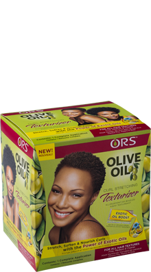 ORS Olive oil Texturizer kit