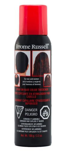 Jerome Russell Spray on Hair 3.5 oz