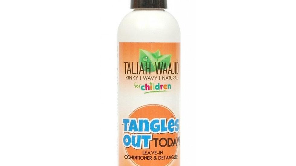 taliah waajid Tagngles out leave in detangler 8oz