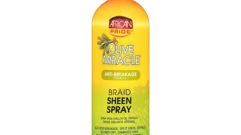 African Pride Anti Break Braid Spray 12oz