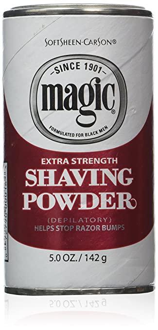 Magic shaving powder 4.5oz