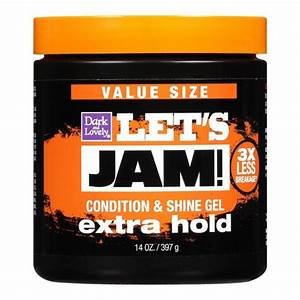Lets JAM Shine Gel Extra Hold 14oz