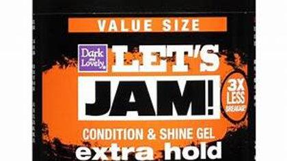 Lets JAM Shine Gel Extra Hold 5.5oz
