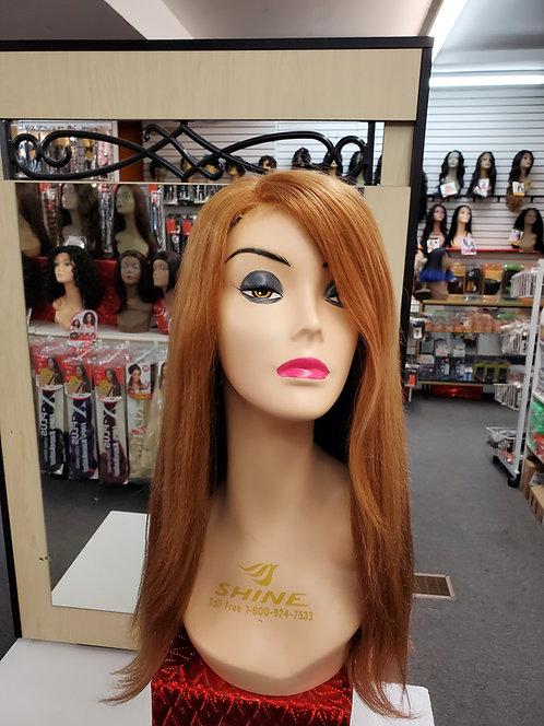 Icaro Human Hair Ginger
