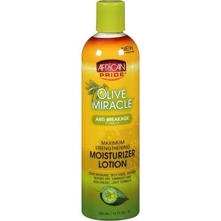 African Pride anti breakage lotion 12oz
