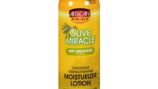 African Pride anti breakage lotion 12oz