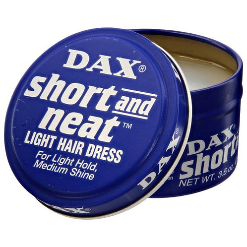 Dax Short and neat 3.5oz