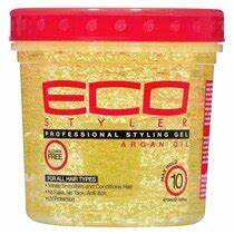 ECO STYLE olive oil Gel Argon oil